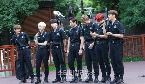 "Fanfic / Fanfiction ""De policial para criminal"" (imagine Jeon JungKook) - Capítulo 2 - Conhecendo os novos policiais"