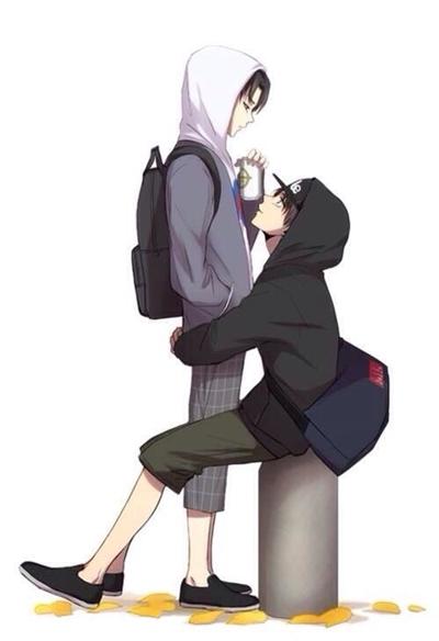 Fanfic / Fanfiction De repente somos dois. - Capítulo 1 - Ren e Takashi.