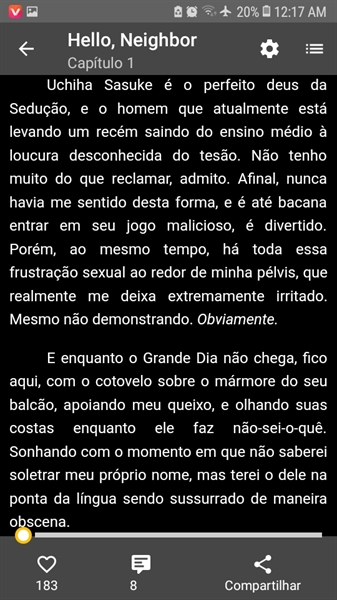 Fanfic / Fanfiction Diário, Luke. - Capítulo 35 - 10 do 08