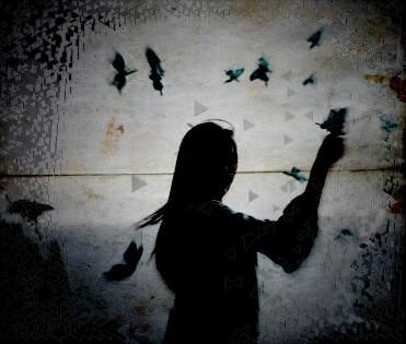 Fanfic / Fanfiction Dream boy and Witch lady - Capítulo 4 - 1. sobre borboletas, amigos encalhados e vidro estilhaçado.
