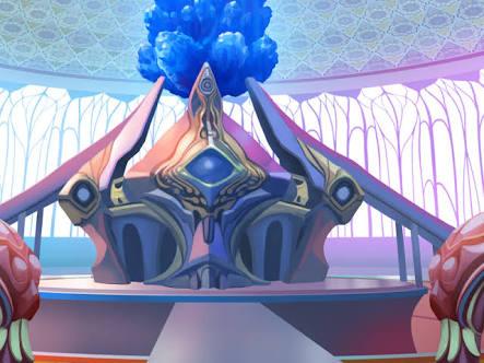Fanfic / Fanfiction Eldarya - Capítulo 2 - Sala do cristal