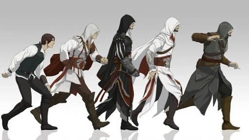 Fanfic / Fanfiction Empire of the templars versus assassins - Capítulo 1 - Assassinos entre o povo.