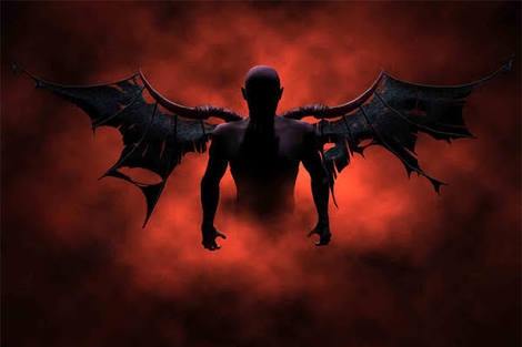 Fanfic / Fanfiction Entre anjos e demonios - Capítulo 2 - Vida de demônio