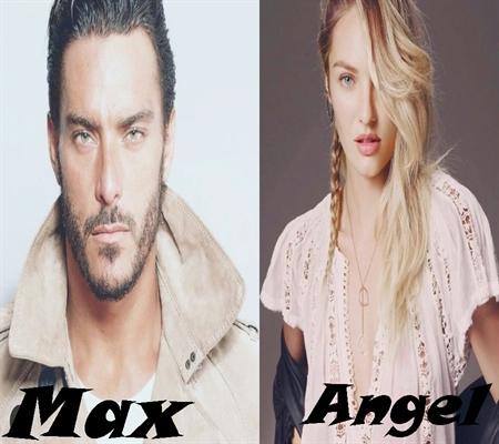 Fanfic / Fanfiction ESCRAVA DO AMOR - LIVRO l - Capítulo 35 - Max e Angel