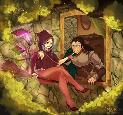 Fanfic / Fanfiction Fairy Tail - Capítulo 2 - Encontramos uma aldeia
