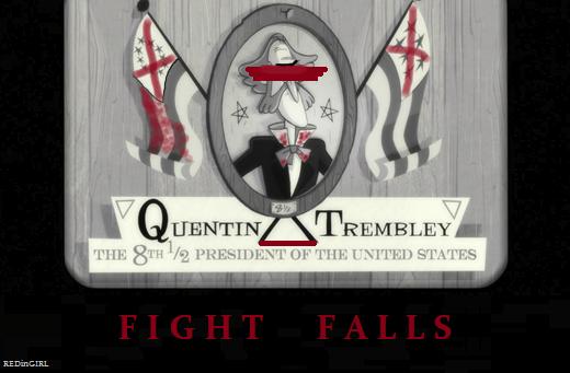 Fanfic / Fanfiction Fight Falls - Capítulo 17 - Fraude II