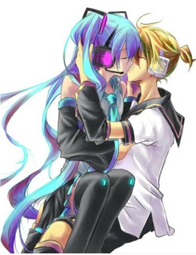 Fanfic / Fanfiction Gangue Vocaloid - Capítulo 13 - Eu te amo Miku!
