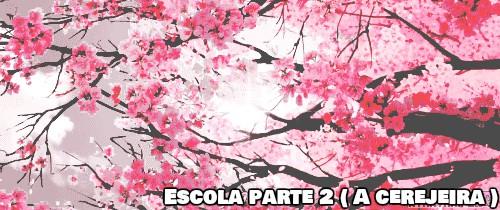 Fanfic / Fanfiction Gohan x Trunks (Truhan) (Yaoi) - Capítulo 13 - Escola parte 2 ( A cerejeira )