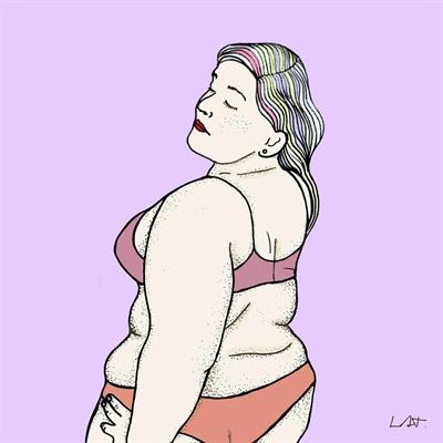 Fanfic / Fanfiction Gorda não é palavrão - Capítulo 1 - Único; pare com essas dietas malucas