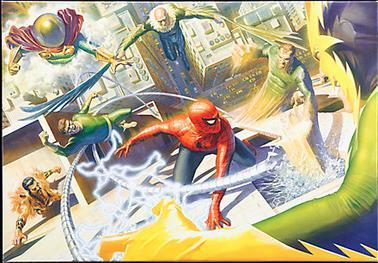 Fanfic / Fanfiction Heróis do Multiverso 2: Guerras Secretas - Capítulo 15 - O Sexteto Sinistro