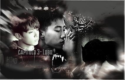 Fanfic / Fanfiction Híbrida(Imagine Jeon Jungkook) - Capítulo 3 - Lobo.