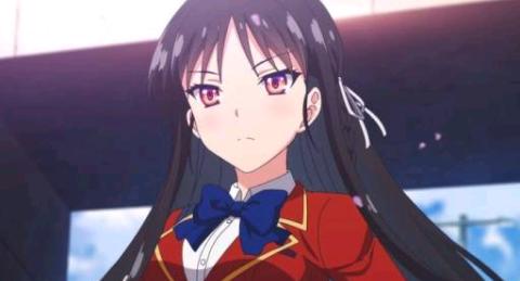 Fanfic / Fanfiction High School YK - Capítulo 2 - Suzune Ayano, A Nerd de coração frio