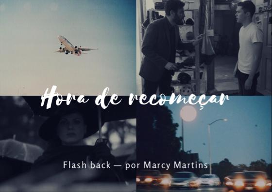 Fanfic / Fanfiction Hora de recomeçar - Capítulo 1 - Flashback, o acidente.
