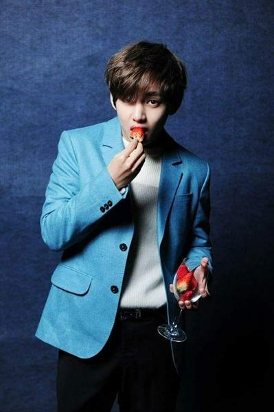Fanfic / Fanfiction Ice heart-Imagine JHope(Reescrevendo) - Capítulo 13 - Visita do Tae!!