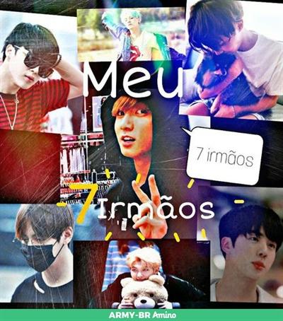 Fanfic / Fanfiction Imagine jungkook - Meus 7 irmãos - Capítulo 3 - Capítulo 3