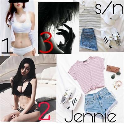 Fanfic / Fanfiction IMAGINE KIM JENNIE-My Baby Girl - Capítulo 5 - Ensaio fotográfico sensual