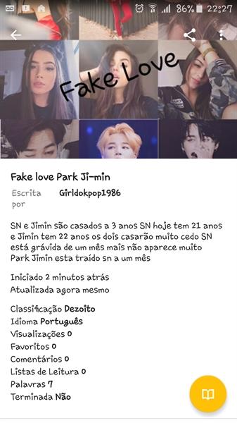 Fanfic / Fanfiction Instagram jungkook - Capítulo 8 - Nova fanfic