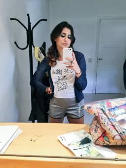 Fanfic / Fanfiction Instagram Sou Luna - Capítulo 22 - Daniela Moreno