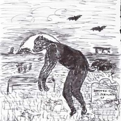 Fanfic / Fanfiction Investigadora Paranormal Sakura - Capítulo 4 - Uma Sombra na Escuridão