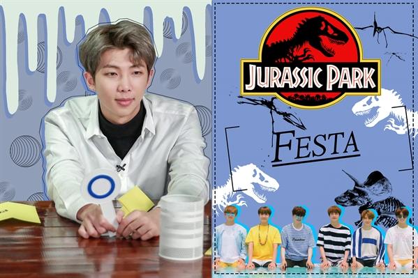 Fanfic / Fanfiction Jurassic Park - BTS - Capítulo 2 - Festa
