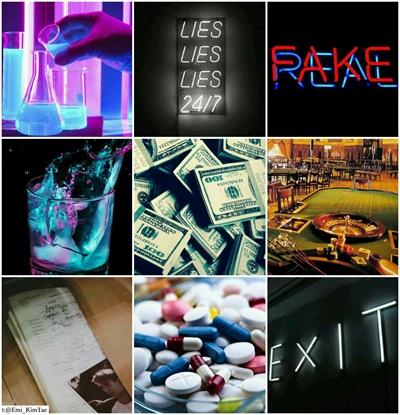 Fanfic / Fanfiction Legado - Amor, Dinheiro, Sangue e Ódio- Imagine Kim Taehyung - Capítulo 34 - Manipulação