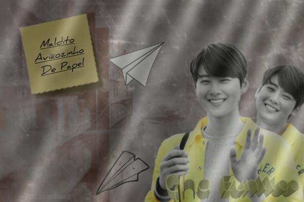 Fanfic / Fanfiction Maldito Aviãozinho De Papel - Imagine Cha EunWoo (Astro) - Capítulo 5 - Sera Eunwoo gay? Pt. 2