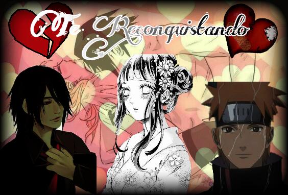 Fanfic / Fanfiction Meu Pequeno Anjo Perolado(HIATUS) - Capítulo 12 - Capa: Fic YaHinaSasu