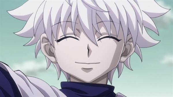 Fanfic / Fanfiction Meu Pequeno Gon, Meu Querido Killua - Capítulo 10 - Sorriso Sincero