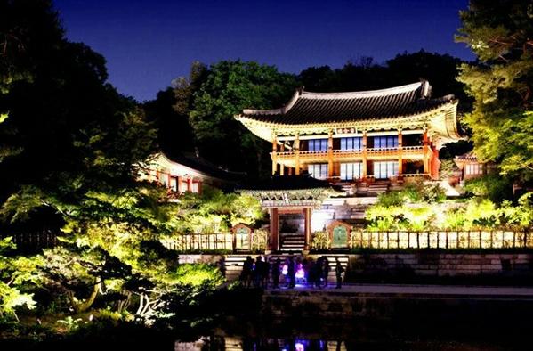 Fanfic / Fanfiction Minha alma pertence a você (imagine bts) - Capítulo 42 - Palácio Changdeokgung e aproximações....