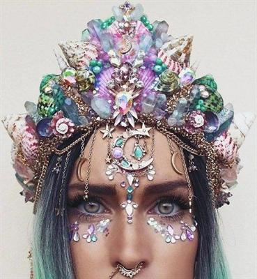 "Fanfic / Fanfiction Minha Princesa das Águas (Imagine Park Jimin) - Capítulo 10 - ""Maldita Coroa"""