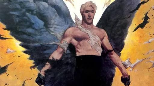 Fanfic / Fanfiction Nephilim - Capítulo 6 - Capitulo seis - O Babaca chegou aos finalmente
