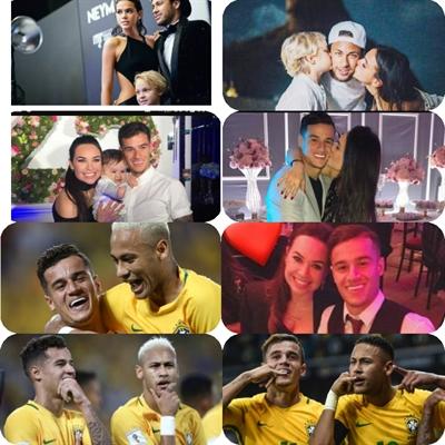 Fanfic / Fanfiction Neymar e Coutinho . - Capítulo 15 - We can live forever !!