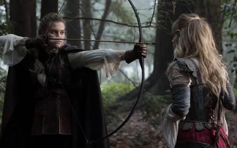 Fanfic / Fanfiction Nossa História - Mad Archer - Capítulo 17 - Tower Girl