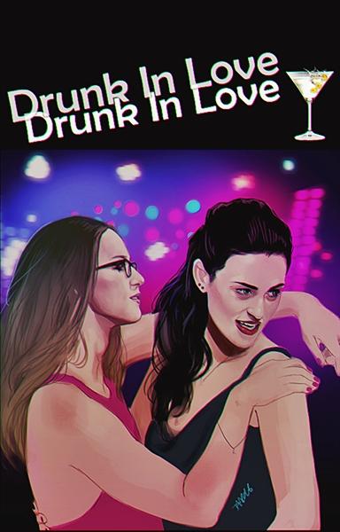 Fanfic / Fanfiction O outro lado de mim - Supercorp - Capítulo 21 - Drunk In Love - Supercorp AU (NOVA)