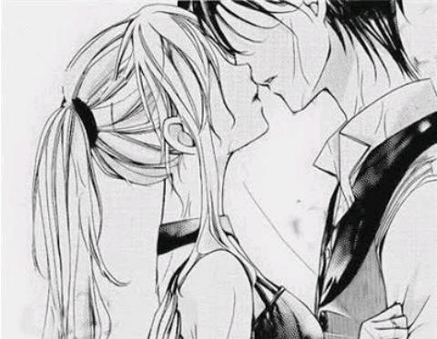Fanfic / Fanfiction Os opostos se atraem - Capítulo 6 - O beijo quente !