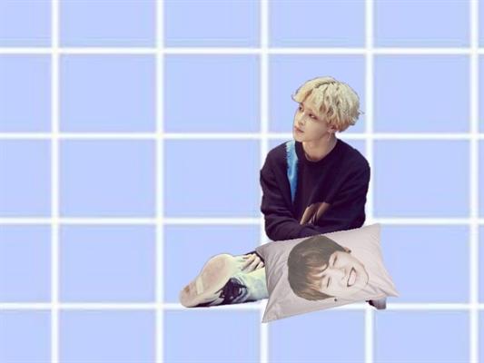 Fanfic / Fanfiction Park Jimin e seu travesseiro Jungkook - Capítulo 3 - Olá tio Tae Tae! E Jimin senpai me notando