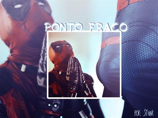 Fanfic / Fanfiction Ponto Fraco - Capítulo 1 - Capítulo Único