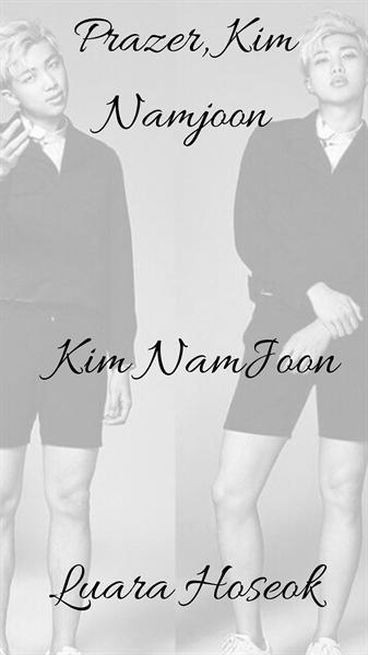 Fanfic / Fanfiction Prazer, Kim Namjoon - Capítulo 3 - Capítulo 3