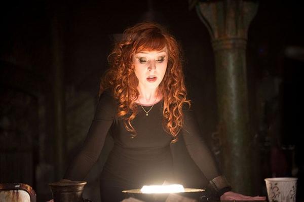 Fanfic / Fanfiction Rowena e Castiel (Rowestiel) - Capítulo 8 - O susto