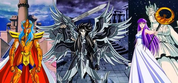 Fanfic / Fanfiction Saint Seiya Omega: eclipse da guerra - Capítulo 24 - Feathrd,Leviatã e Raposa