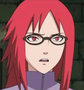 Fanfic / Fanfiction SasuSaku-Por favor não me deixe... - Capítulo 37 - Karin descobre a vdd-Minato esta morto!