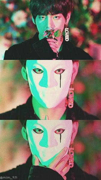 Fanfic / Fanfiction Save Me Kim Taehyung : (Imagine Tae) - Capítulo 13 - Me perdoa - é uma máscara, é uma farça.