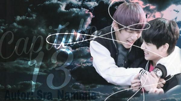 Fanfic / Fanfiction Serah Amor? - (Vkook-Taekook) - Capítulo 13 - Capitulo 13