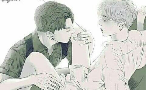 Fanfic / Fanfiction Somente meu omega ! ( ABO Jikook ) - Capítulo 18 - Yoongi manhoso e baby teimoso