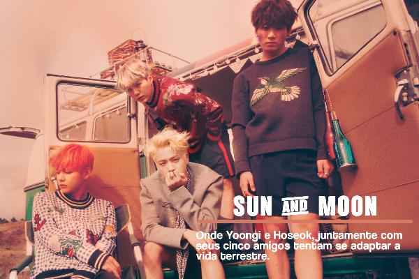 Fanfic / Fanfiction Sun and Moon!Yoonseok - Capítulo 4 - Intervenção comisca;