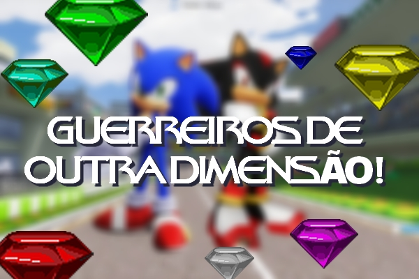Fanfic / Fanfiction Super Mario Bros. Z - Capítulo 4 - Guerreiros de Outra Dimensão!