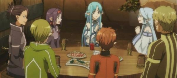 Fanfic / Fanfiction Sword Art Online: Mother's Rosario (Versão Do Kirito) - Capítulo 4 - Sleeping Knights