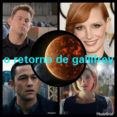 Fanfic / Fanfiction Tenente who - Capítulo 3 - O retorno de gallifrey parte 2