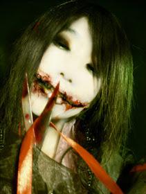 Fanfic / Fanfiction Terror Creepy - Capítulo 2 - Kushisake Onna