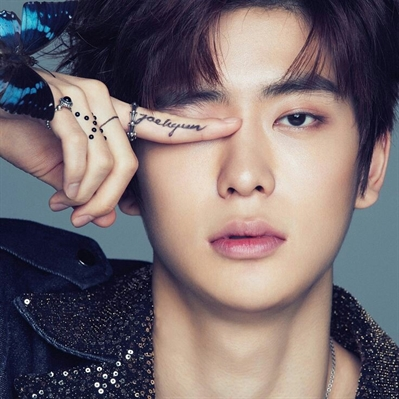 Fanfic / Fanfiction The Boss -Imagine Jung Jaehyun- - Capítulo 8 - Não pode ir...